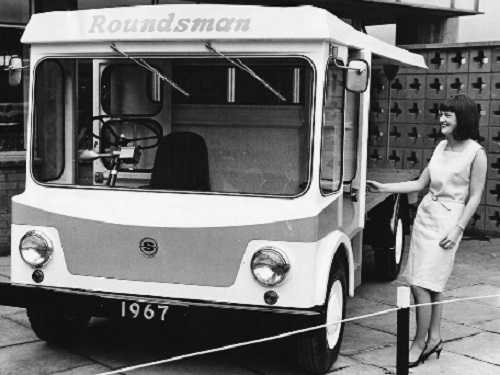 The Roundsman electric vehicles