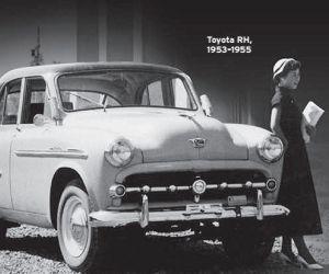 Toyota RH 1953-1955