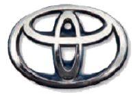 Toyota logo introduced 1989