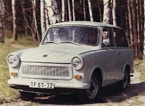 Trabant 1958
