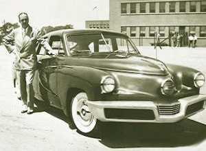 Tucker 48 Torpedo 1947
