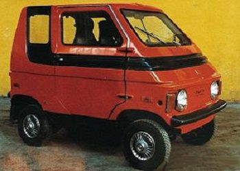 Zagato Zele 1000 1972