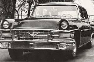 Zil 111 1958