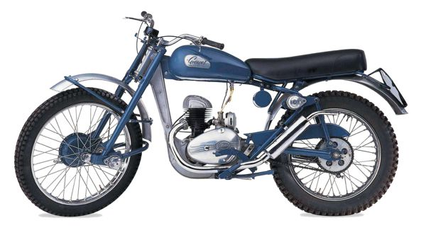 GREEVES 20T motorcycle