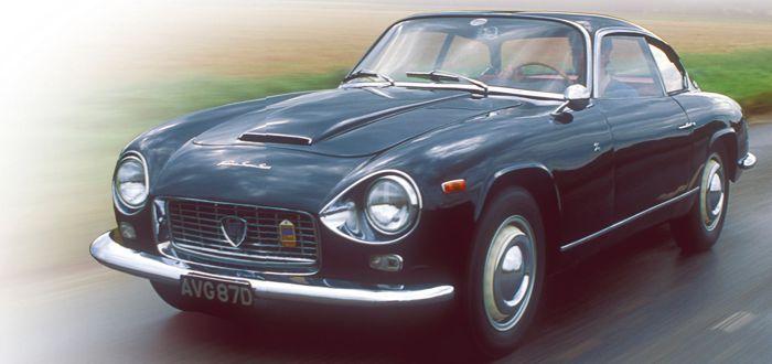 Lancia Flaminia Sport Zagato 1958