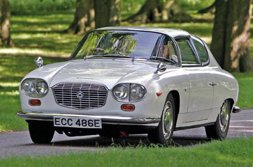 Lancia Flavia Sport Zagato 1963