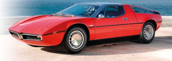 Maserati Bora 1971