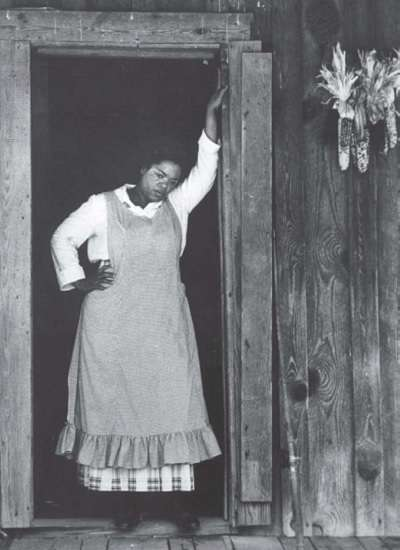 Oprah Winfrey in The Color Purple 1985