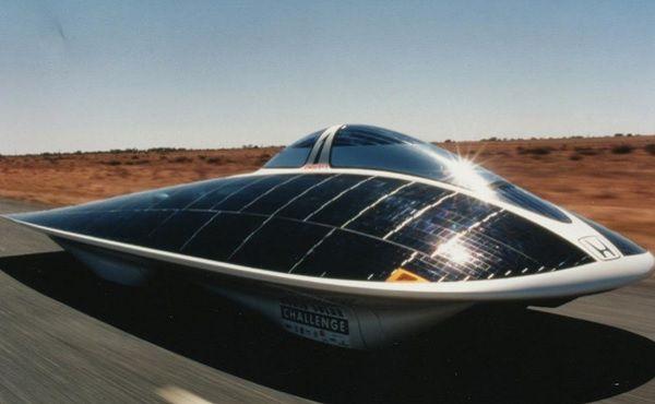 The Dream car in 1996