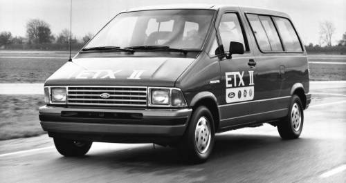 The ETX II-Aerostar