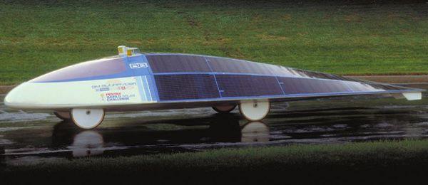 The Sunraycer 1987