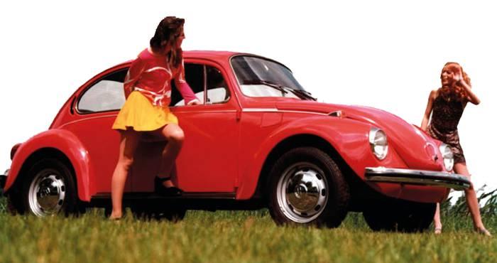 VW Beetle 1303 1970