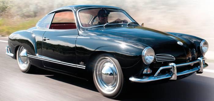 Volkswagen Karmann-Ghia 1955