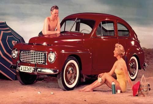 Volvo PV444 1947