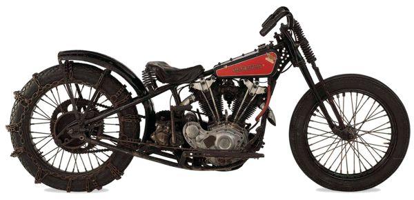 Harley-Davidson Hill Climber motorcycle